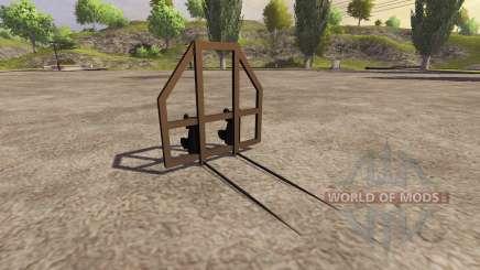 Pinces v2 pour Farming Simulator 2013
