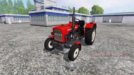 Ursus C-330 v1.1 red für Farming Simulator 2015