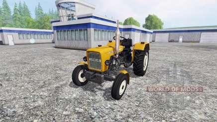 Ursus C-330 v1.1 yellow für Farming Simulator 2015
