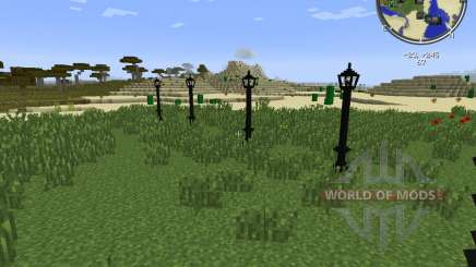 Lamps And Traffic Lights pour Minecraft