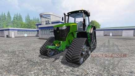 John Deere 7310R Quadtrac pour Farming Simulator 2015
