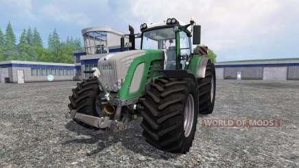 Fendt 933 Vario Profi pour Farming Simulator 2015