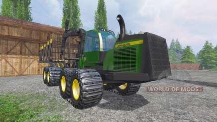 John Deere 1910E pour Farming Simulator 2015