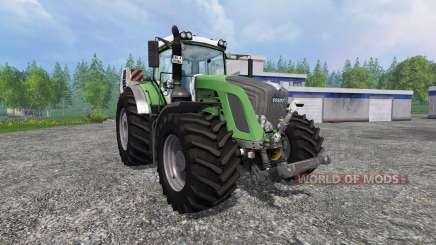 Fendt 933 Vario Green für Farming Simulator 2015