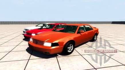 Lemanja LX pour BeamNG Drive