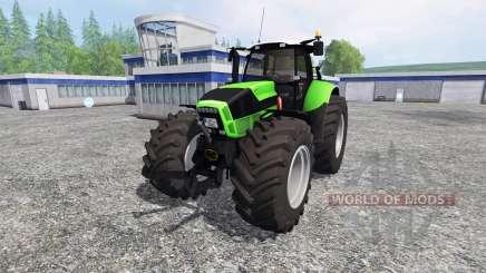 Deutz-Fahr Agrotron X 720 v3.0 pour Farming Simulator 2015