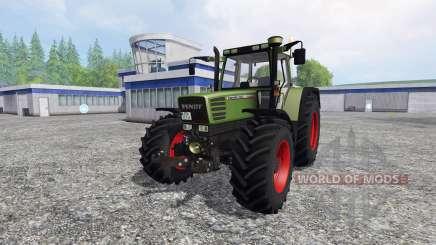 Fendt Favorit 515C Turbo für Farming Simulator 2015