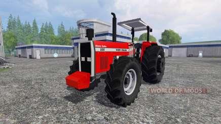 Massey Ferguson 299 pour Farming Simulator 2015
