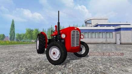 Massey Ferguson 35 v2.0 pour Farming Simulator 2015