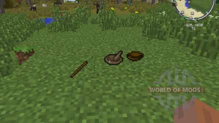 Mortar and Pestle pour Minecraft