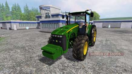 John Deere 8430 pour Farming Simulator 2015