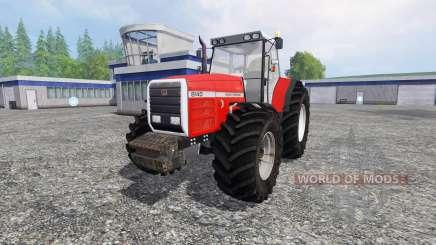 Massey Ferguson 8140 v2.0 pour Farming Simulator 2015