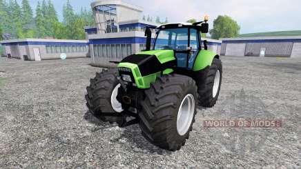 Deutz-Fahr Agrotron X 720 v2.0 pour Farming Simulator 2015