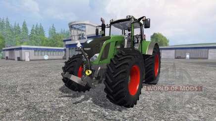 Fendt 828 Vario v4.1 pour Farming Simulator 2015