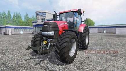 Case IH Puma CVX 200 v1.7 pour Farming Simulator 2015
