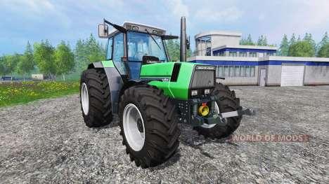 Deutz-Fahr AgroStar 6.61 [Fr3Ko_BZH] pour Farming Simulator 2015
