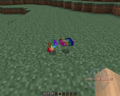 Crystalix [1.7.2] pour Minecraft