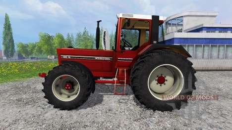 Case IH IHC 1255 XL für Farming Simulator 2015
