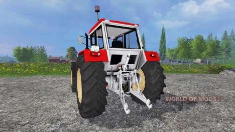 Schluter 1250 TVL Compact rot pour Farming Simulator 2015