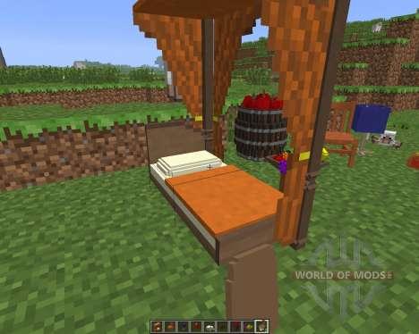 DecoCraft [1.6.4] pour Minecraft