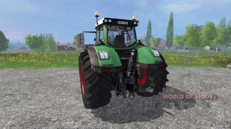 Fendt 1050 Vario v0.1 für Farming Simulator 2015