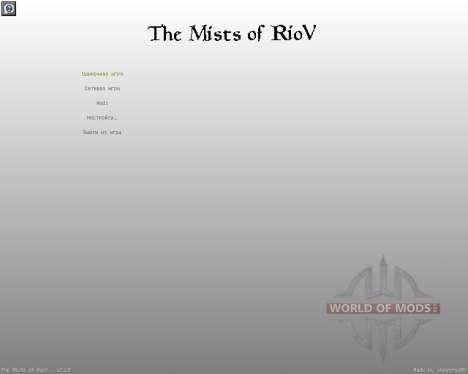 The Mists of RioV [1.6.4] pour Minecraft