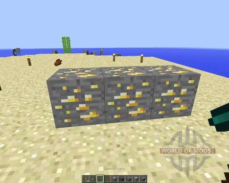 Vein Miner [1.8] pour Minecraft