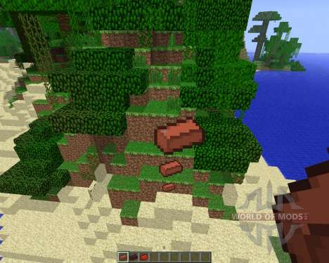 Throwable Bricks [1.5.2] pour Minecraft