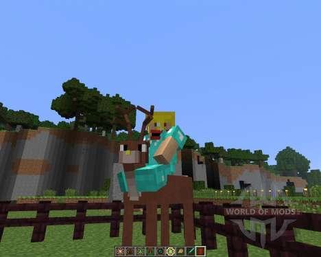 Animal Bikes [1.6.4] pour Minecraft