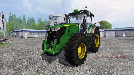 John Deere 7200R für Farming Simulator 2015