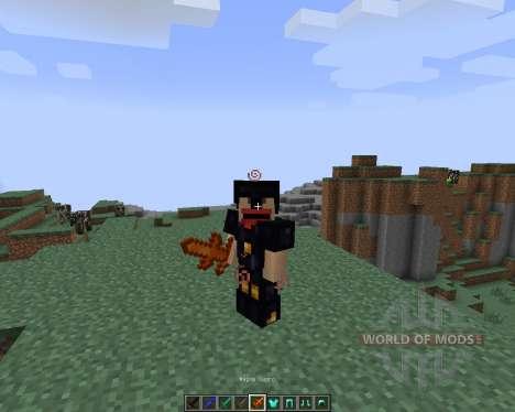 Vanilla Plus [1.7.2] pour Minecraft