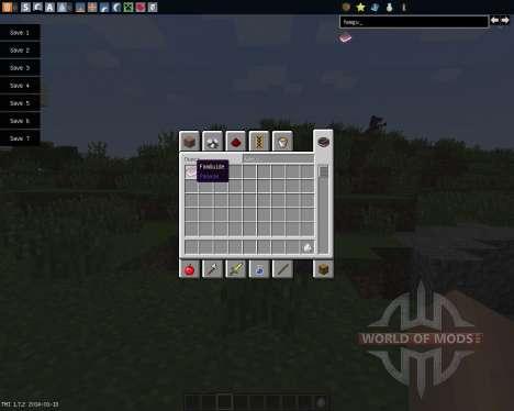 Familiars [1.7.2] für Minecraft