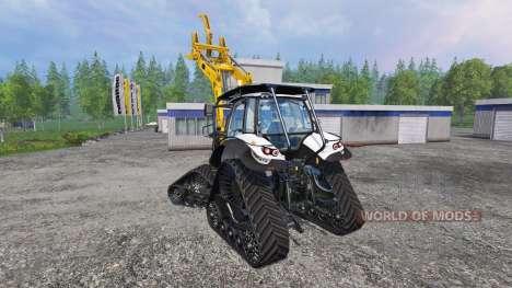 Deutz-Fahr Agrotron 7250 Mountain Goat pour Farming Simulator 2015