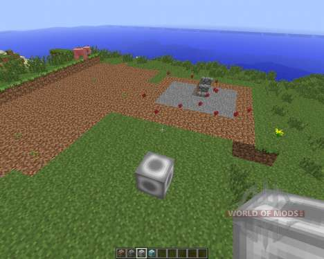 Clearing Block [1.6.4] pour Minecraft