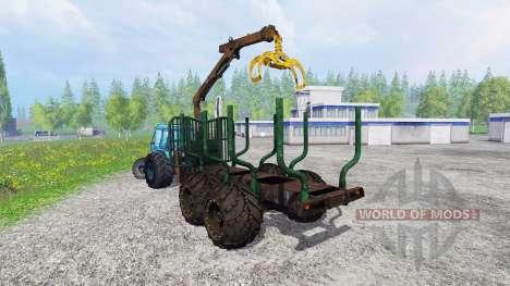MTZ 82 Wald für Farming Simulator 2015