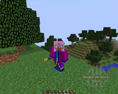 Wonderful Wands [1.8] pour Minecraft
