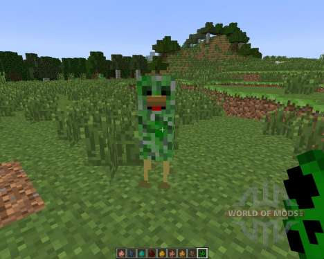 Weird Things [1.7.10] pour Minecraft