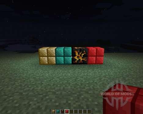 More Materials [1.7.2] pour Minecraft