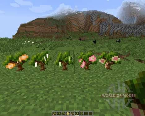 HarvestCraft [1.7.2] pour Minecraft