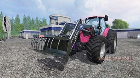 Deutz-Fahr Agrotron 7250 Forest Queen v2.0 pink pour Farming Simulator 2015