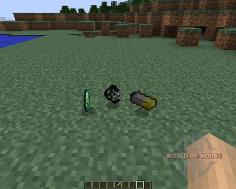 HybridCraft: Refused [1.7.2] pour Minecraft