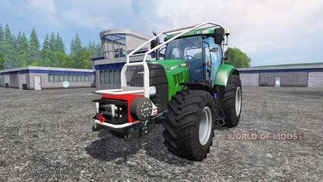 Case IH Puma CVX 160 Passion Paysage pour Farming Simulator 2015