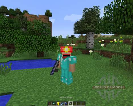 Spelunker [1.7.2] pour Minecraft