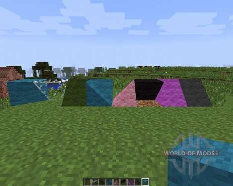 Super Slopes [1.7.2] pour Minecraft