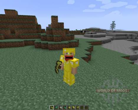 Ultimate Tools [1.7.2] pour Minecraft