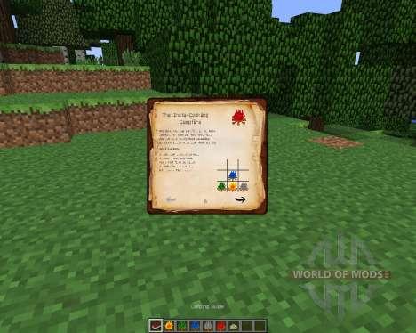 The Camping [1.5.2] für Minecraft