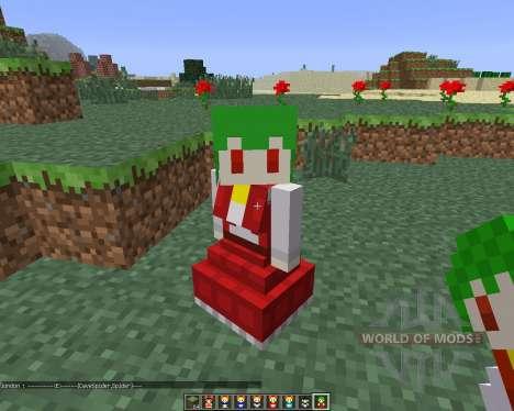 Touhou Alices Doll [1.6.4] für Minecraft