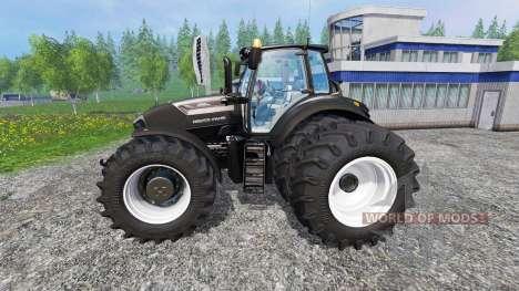 Deutz-Fahr Agrotron 7250 wdtrw v1.3 blackedition pour Farming Simulator 2015