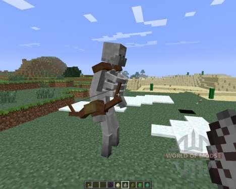 Mutant Creatures [1.6.4] pour Minecraft