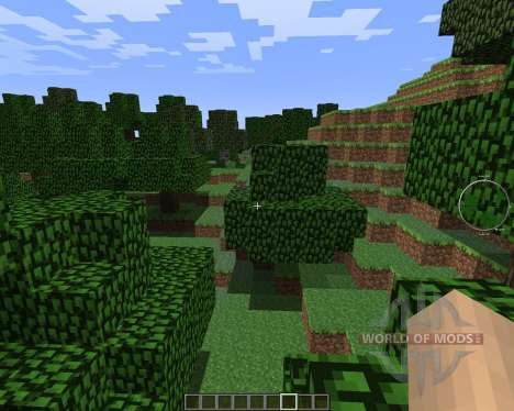 Material Detector [1.6.4] für Minecraft